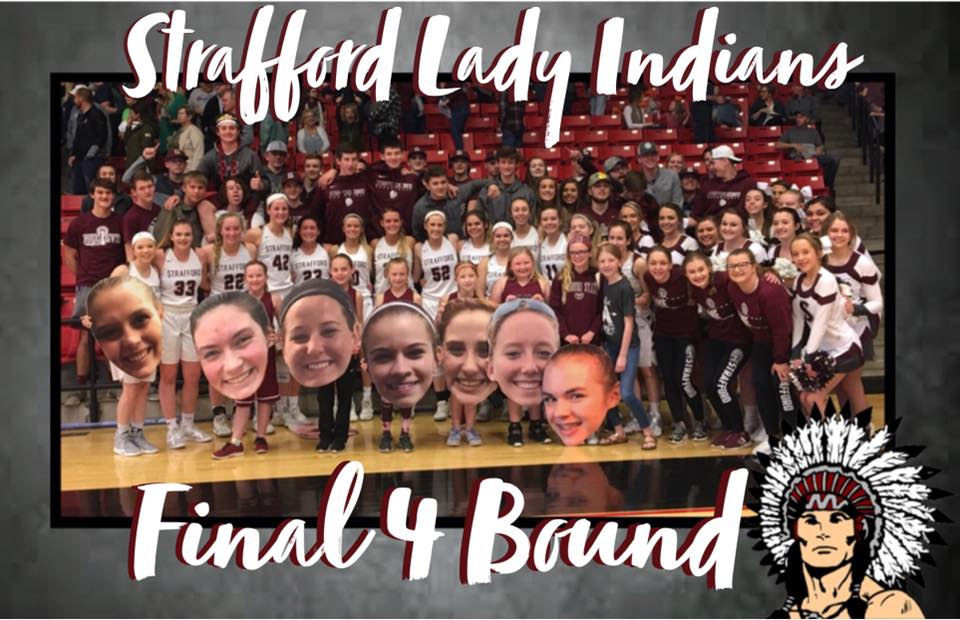 Lady Indians Final Four