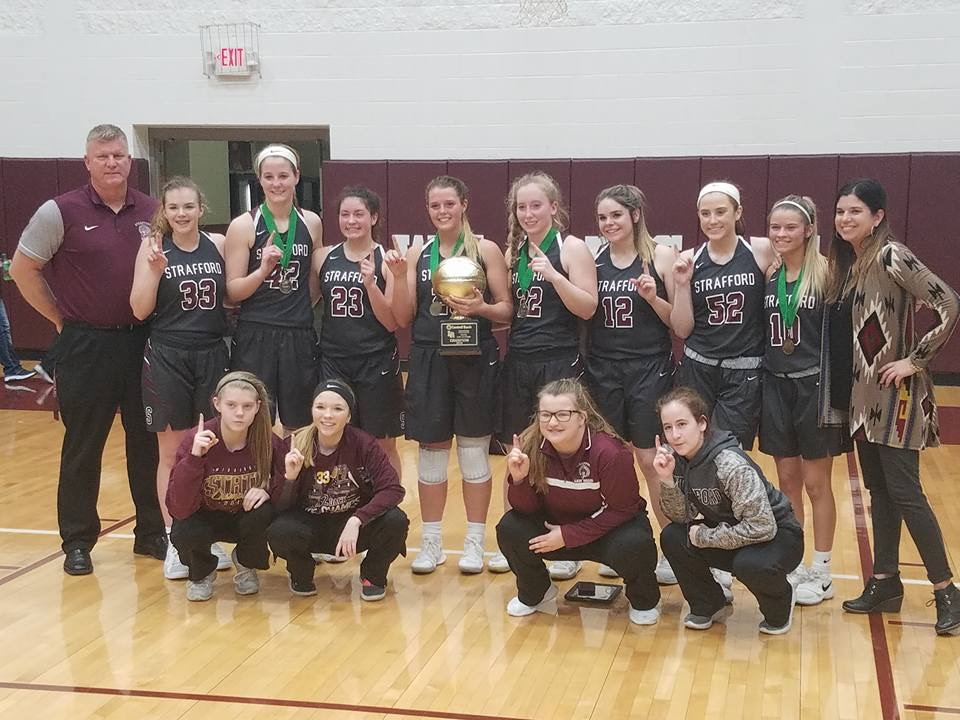 Rogersville Tournament Champs