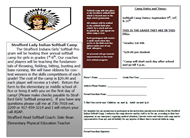 Youth Softball Camp