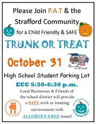 TEAL Trunk or Treat