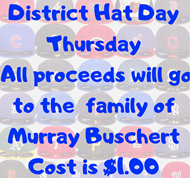 Hat Day for Buschert Family
