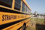 Strafford School Bus