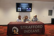 Madison Bowles Signing