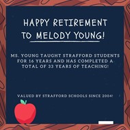 Melody Young Retirement