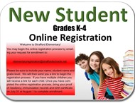 Elementary New Student Registration