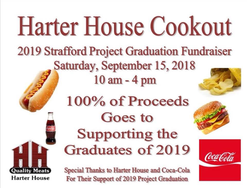 Project Grad Harter House Cookout