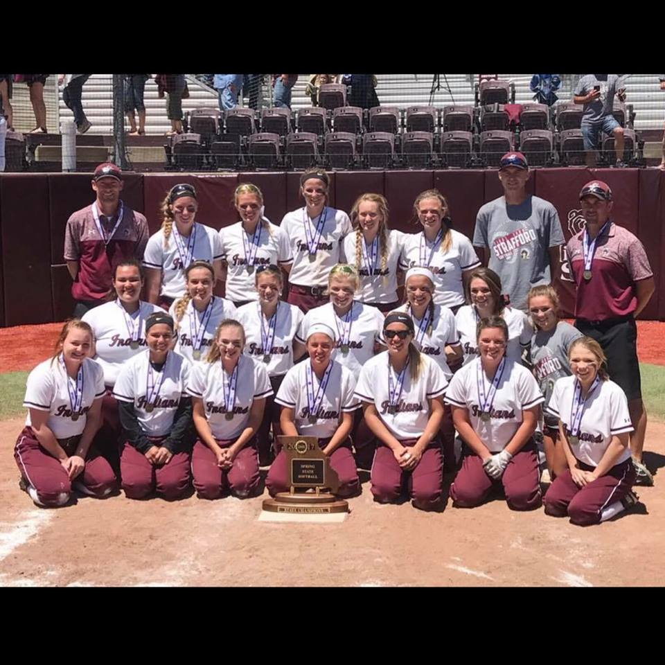 State Champs Softball