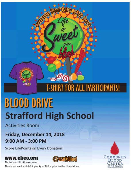 Fall Blood Drive
