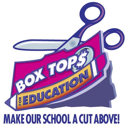 Box Tops, Best Choice Labels and Harter House Receipts