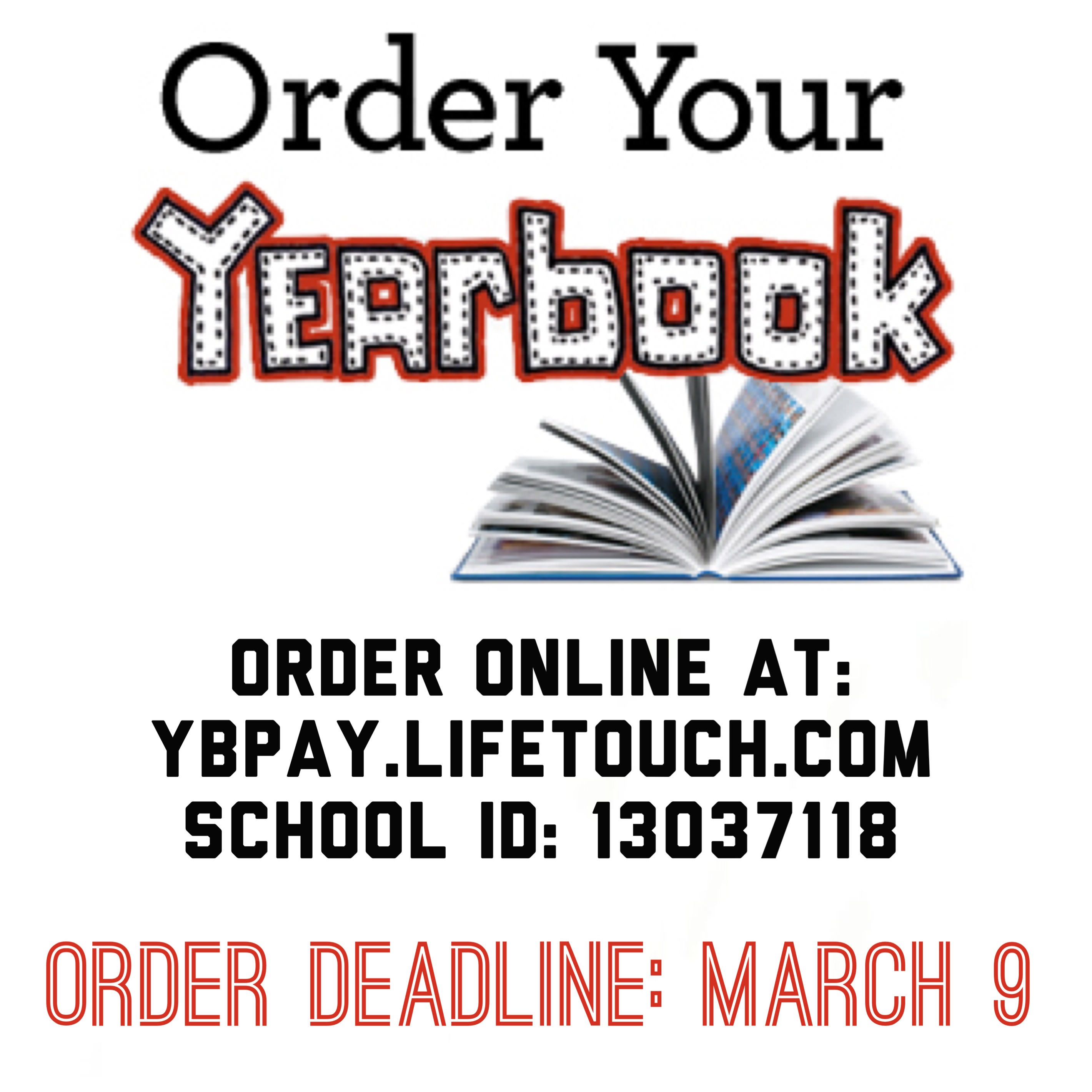 Elementary Yearbook Information