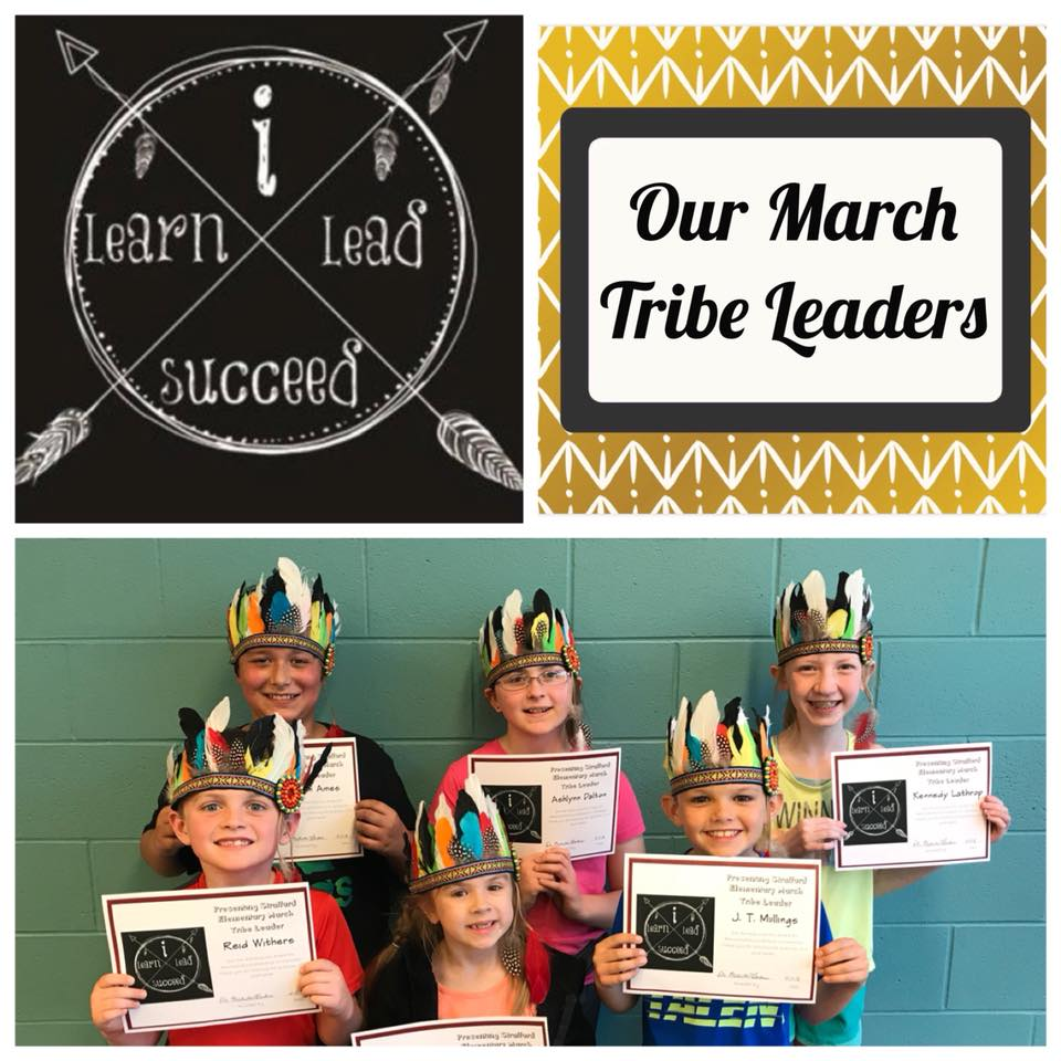 March Tribe Leaders